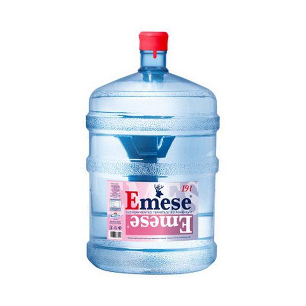 19 l-es Emese szénsavmentes ásványvíz