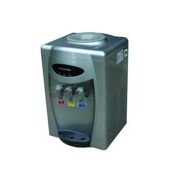 D108S Hideg / Meleg / Szoba hőmérsékletű asztali vízadagoló gép (ezüst)