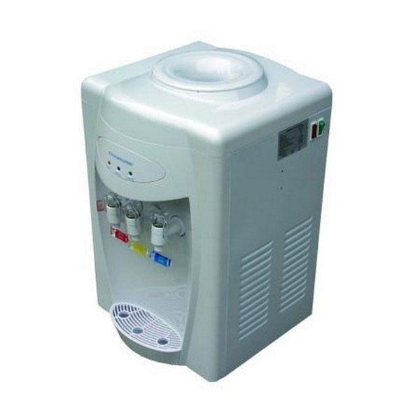 D108W Hideg / Meleg / Szoba hőmérsékletű asztali vízadagoló gép (fehér)